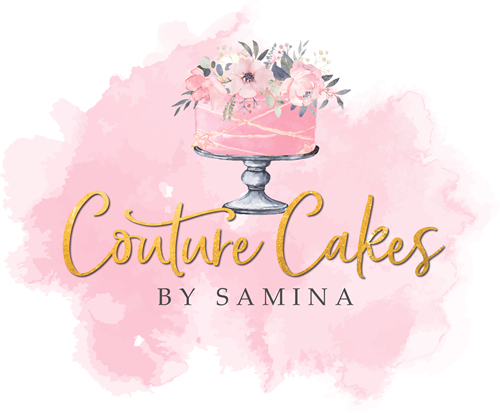 Couture Cakes By Samina Logo